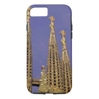 Europe, Spain, Barcelona Sagrada Familia iPhone 8/7 Case