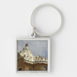 Europe, Spain, Catalunya, Barcelona. Park Guell, 2 Key Ring