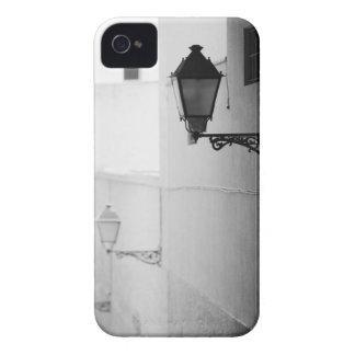 Europe, Spain, Mallorca. Streelights, Palma iPhone 4 Case-Mate Case