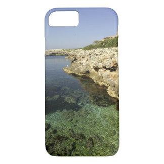 Europe, Spain, Minorca (aka Menorca), Binibeca. iPhone 8/7 Case