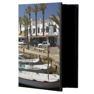 Europe, Spain, Minorca (aka Menorca). Fishing iPad Air Cases