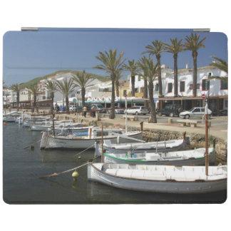 Europe, Spain, Minorca (aka Menorca). Fishing iPad Cover