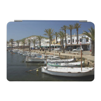 Europe, Spain, Minorca (aka Menorca). Fishing iPad Mini Cover