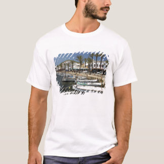 Europe, Spain, Minorca (aka Menorca). Fishing T-Shirt