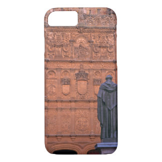 Europe, Spain, Salamanca. Coats-of-arms and iPhone 7 Case