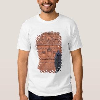 Europe, Spain, Salamanca. Coats-of-arms and T Shirt