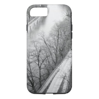 Europe, Switzerland, Bern. Overview of the Aare iPhone 8/7 Case