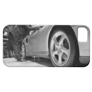Europe, Switzerland, Geneva. Geneva Motor Show; 5 Case For The iPhone 5