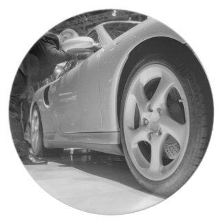 Europe, Switzerland, Geneva. Geneva Motor Show; 5 Plate