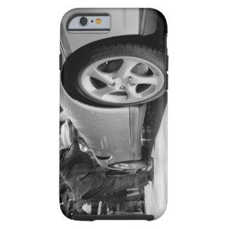 Europe, Switzerland, Geneva. Geneva Motor Show; 5 Tough iPhone 6 Case