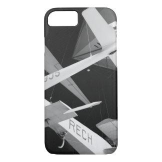 Europe, Switzerland, Lucerne. Aerial glider iPhone 7 Case