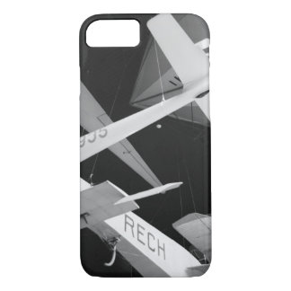 Europe, Switzerland, Lucerne. Aerial glider iPhone 8/7 Case