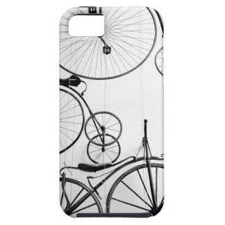 Europe, Switzerland, Lucerne. Bicycle display, iPhone 5 Cases