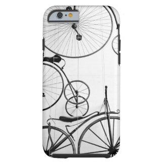 Europe, Switzerland, Lucerne. Bicycle display, Tough iPhone 6 Case