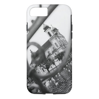 Europe, Switzerland, Lucerne. Jesuit church iPhone 8/7 Case