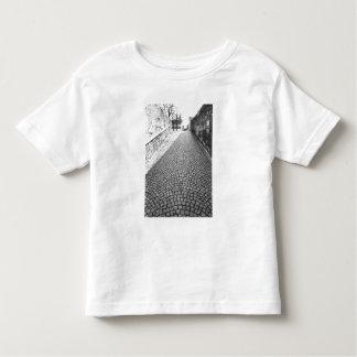 Europe, Switzerland, Zurich. Cobbled street, Toddler T-Shirt