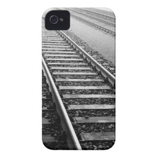 Europe, Switzerland, Zurich. Train tracks iPhone 4 Covers