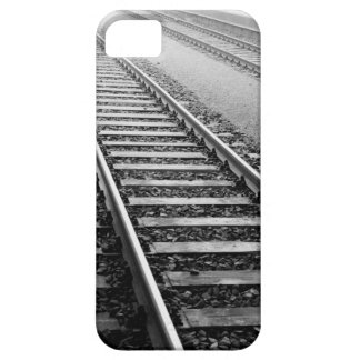 Europe, Switzerland, Zurich. Train tracks iPhone 5 Covers