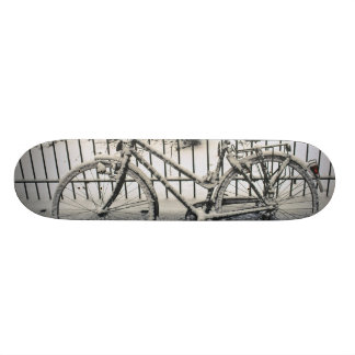 Europe, The Netherlands, Amsterdam. A 20.6 Cm Skateboard Deck