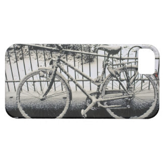 Europe, The Netherlands, Amsterdam. A Case For The iPhone 5