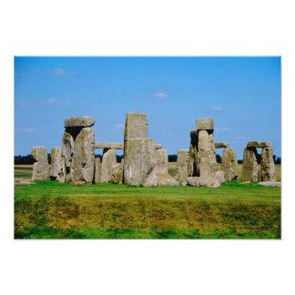 Europe, United Kingdom, England, Wiltshire, Photo Print