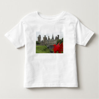 Europe, Wales, Cardiff. Cardiff Castle. Welsh 2 Toddler T-Shirt