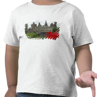 Europe Wales Cardiff Cardiff Castle Welsh 2 Shirt