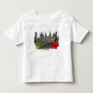 Europe, Wales, Cardiff. Cardiff Castle. Welsh 2 Tshirt