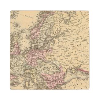 Europe Wood Coaster