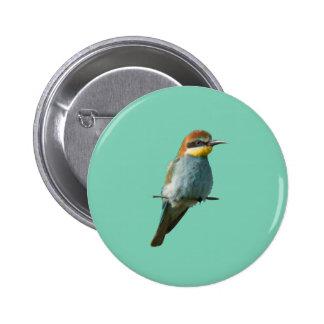 European Bee-Eater Button