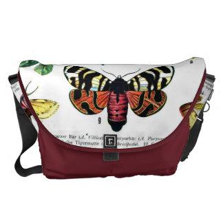 European Butterflies Messenger Bag