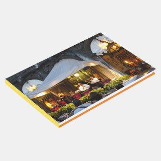 European Cafe Guest Book