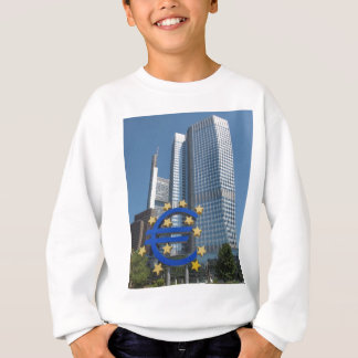 European Central Bank in Frankfurt Sweatshirt