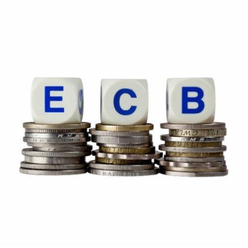 European Central Bank Photo Sculpture
