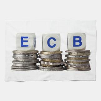 European Central Bank Towels