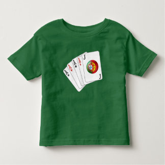 European Cup - Portugal 2012 Europa Euro Copa Toddler T-Shirt