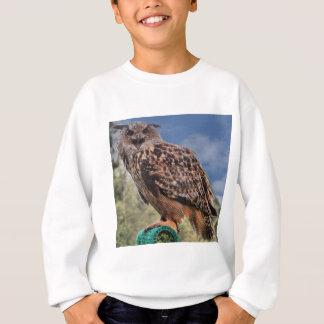 European Eagle Owl Sweatshirt