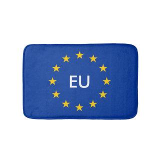 European flag bath mat | Monogram bathroom rug Bath Mats