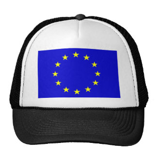 European Flag Cap