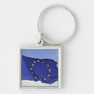 European Flag RF) Key Ring
