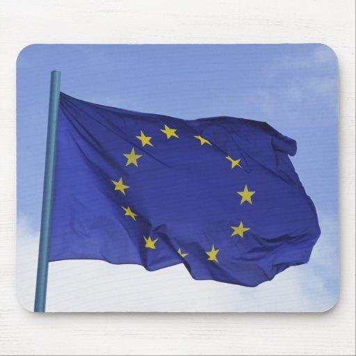 European Flag RF) Mousepads