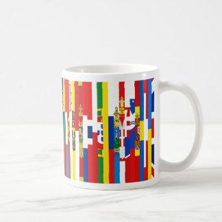 European Flags Mug