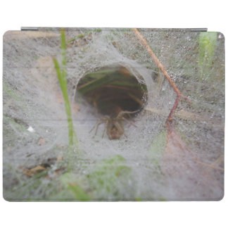 European Funnel Web Spider iPad Cover