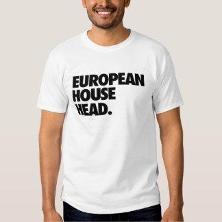 European House Head Tshirt