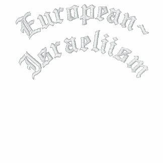 European-Israeliism Polo Shirt