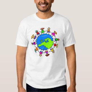 European Kids T Shirt