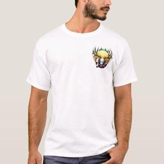 European mount skull T-Shirt