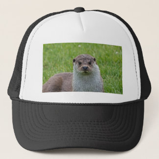 European Otter Trucker Hat