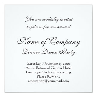 European Red Deer Stag - Stag Party Personalized Announcement Card