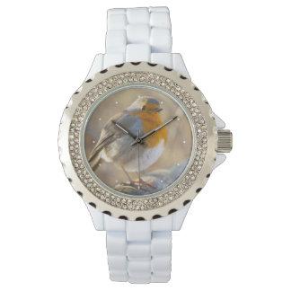 European Robin Wristwatches